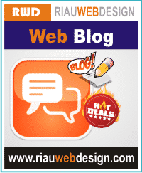 web blog blogging - Paket Website UKM